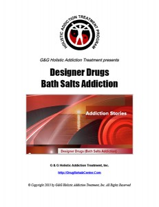 Designer Drugs: Bath Salts Addiction