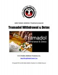 Tramadol Withdrawal Tramadol Detox