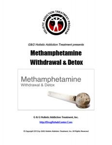 Methamphetamine-Withdrawal-Detox