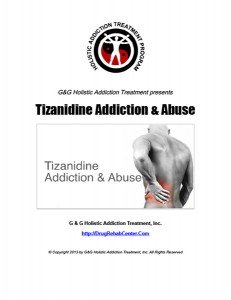 Tizanidine-Addiction-Abuse