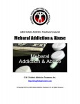 Mebaral Addiction and Abuse