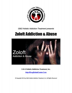 Zoloft Addiction and Zoloft Abuse