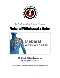 Mebaral Withdrawal and Mebaral Detox