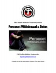 Percocet Withdrawal and Detox