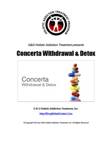 Concerta-Withdrawal-Detox