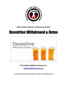 Dexedrine-Withdrawal-Detox